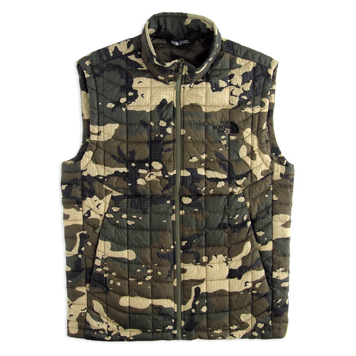 画像1: THE NORTH FACE  thermoball vest (S) (1)