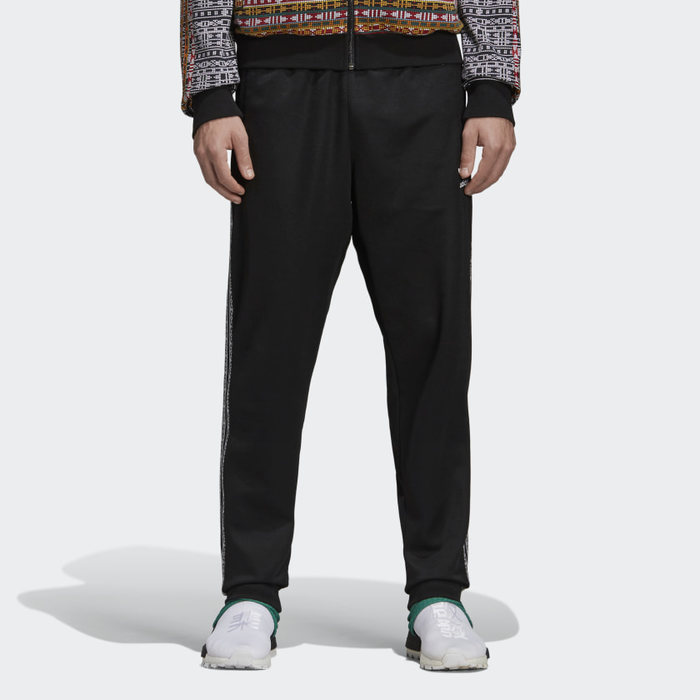 画像1: adidas Originals   Pharrell Williams Superstar Track Pant (S) (1)