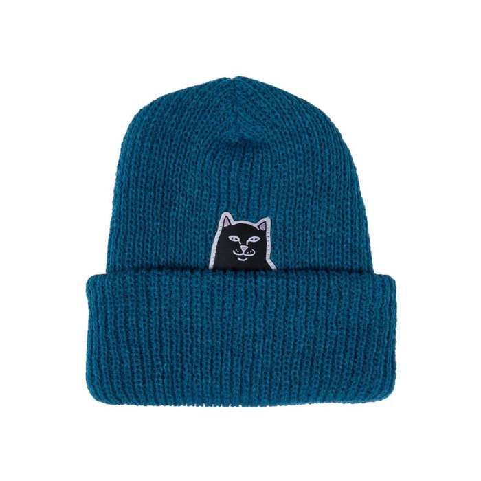 画像1: RIPNDIP    lord nermal ribbed beanie 2color (1)