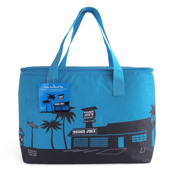画像1: Trader Joe's  cooler bag (1)