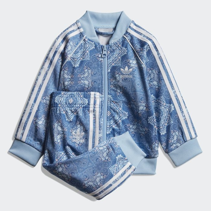 画像1: adidas Originals baby   culture clash superstar track suit (12M) (1)