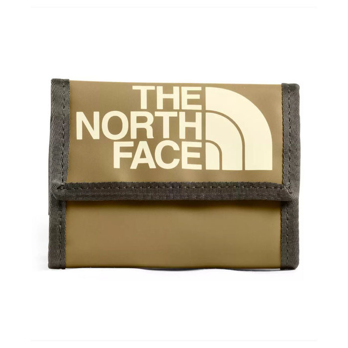 画像1: THE NORTH FACE   basecamp wallet BRITISH KHAKI (1)