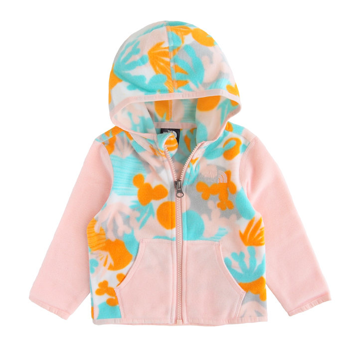 画像1: THE NORTH FACE BABY  Glacier Full Zip Hoodie (1)