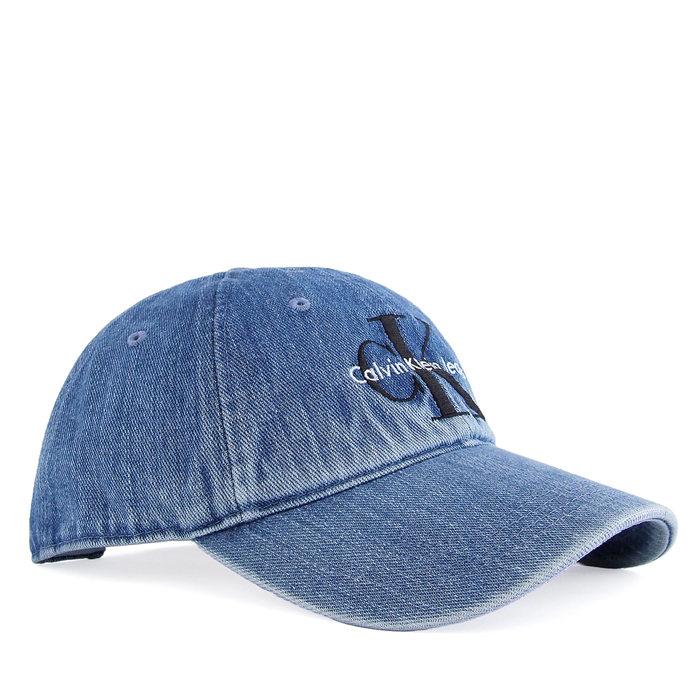 画像1: Calvin Klein Jeans  signature wash denim cap (1)
