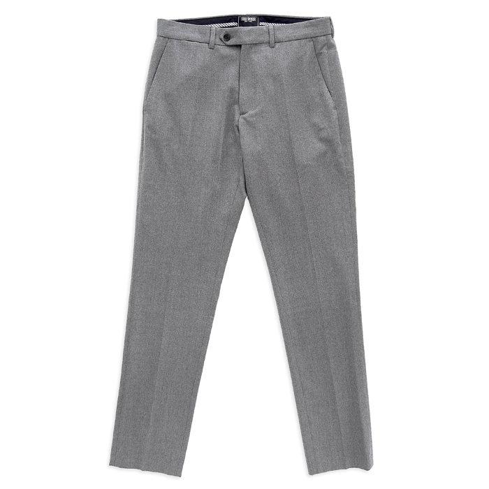 画像1: Todd Snyder  wool pleated trouser LGY (30/32) (1)