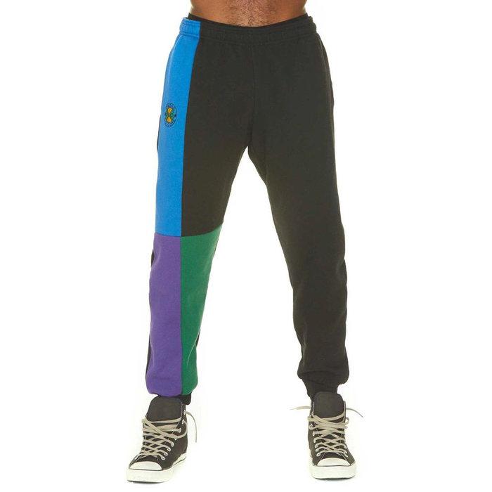 画像1: CROSS COLOURS   Color Block Sweatpant  (1)
