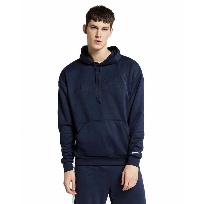 画像1: NIKE F.C.   soccer hoodie (XL) (1)