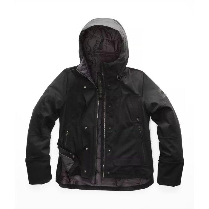 画像1: THE NORTH FACE WOMAN   Cryos Insulated Mountain Jacket GTX (S) (1)