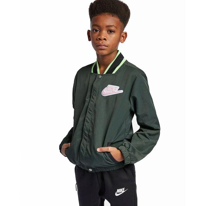 "画像1: NIKE BOYS   sportswear ""Hoopfly"" Jacket  (1)"