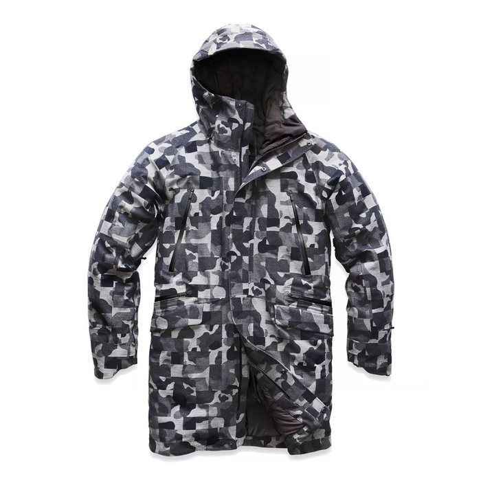 画像1: THE NORTH FACE   Cryos Wool Blend Down Parka GTX (XL) (1)