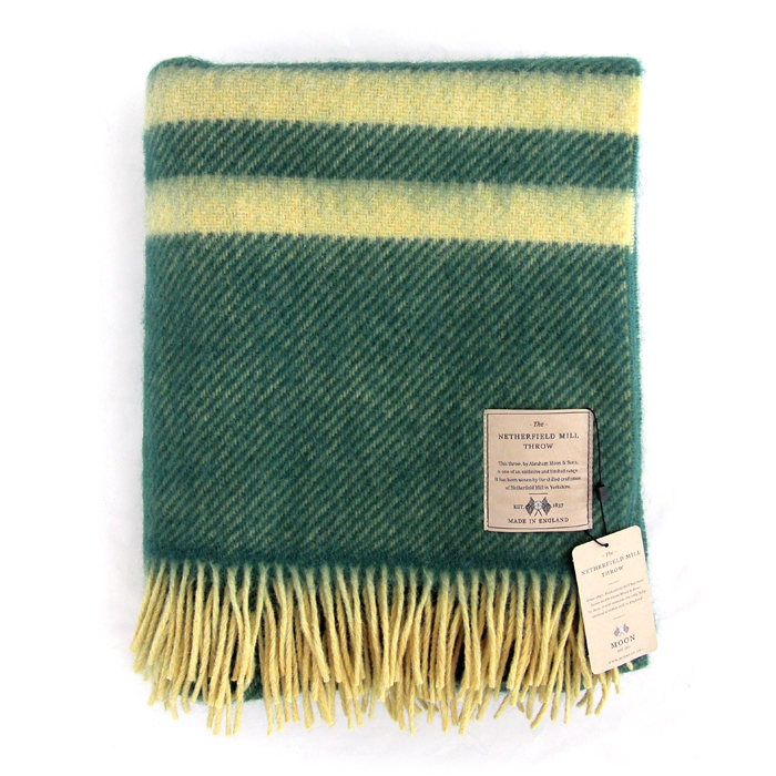 画像1: NETHERFIELD MILL  throw blanket (1)