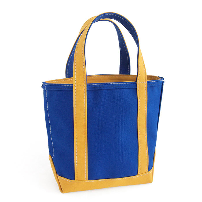画像1: L.L.Bean  boat and tote bag Zip-Top (Irregular) regular handle CUSTOM (S) (1)