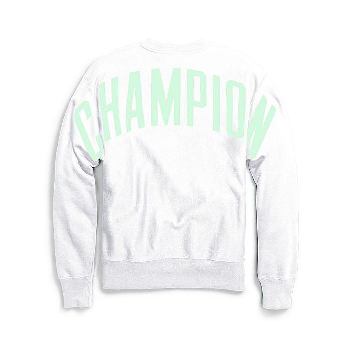 画像1: Champion    Reverse Weave Back Arch Logo Crew Sweatshirt 3color (1)