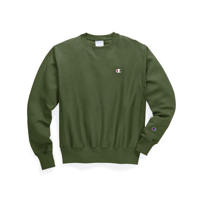画像1: Champion   Reverse Weave Crew Sweatshirt  (1)