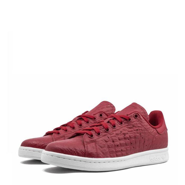 画像1: adidas Originals   Stan Smith Croc (1)