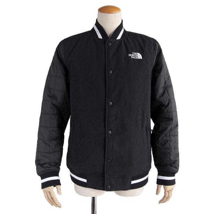 画像1: THE NORTH FACE   Transbay Insulated Varsity Jacket (1)