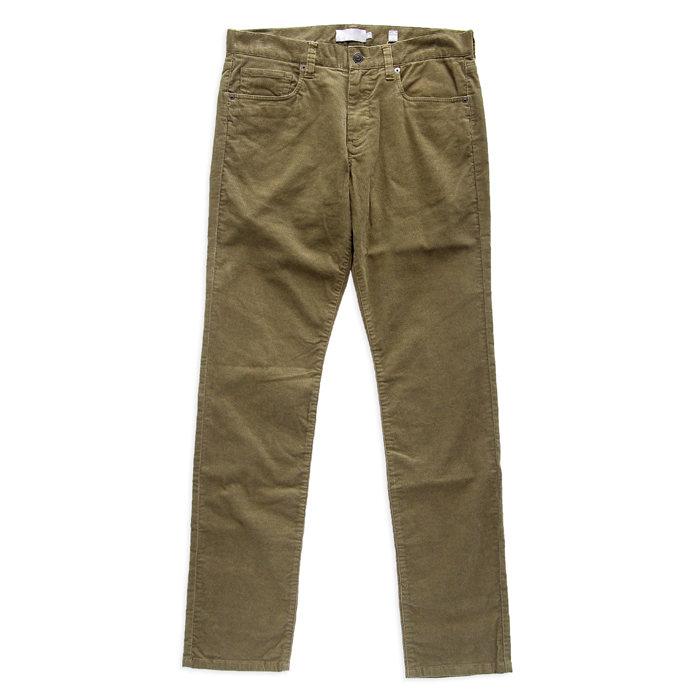 画像1: VINCE.  dylan slim fit corduroy pants (30) (1)