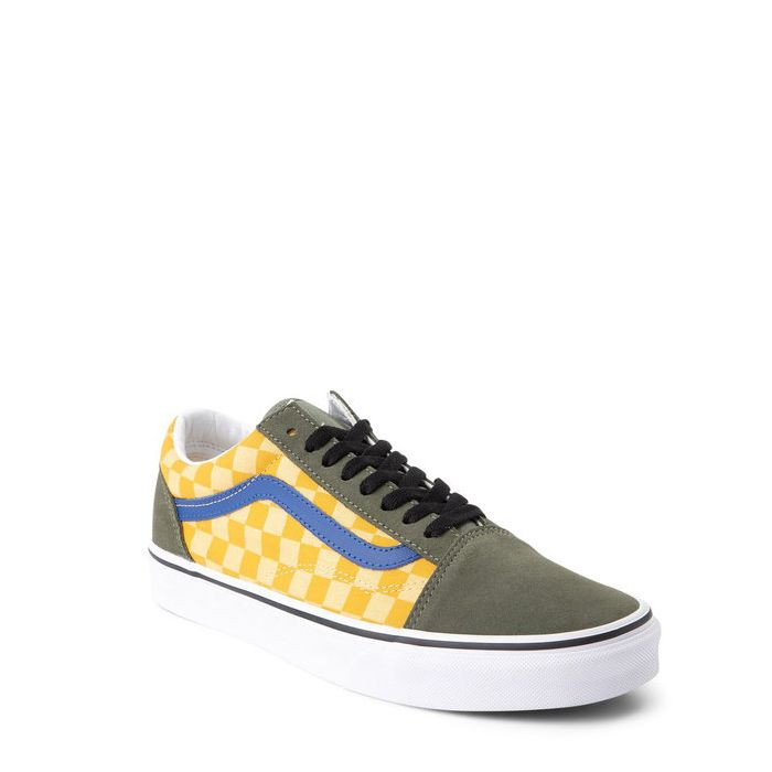 画像1: VANS   Old Skool OTW Rally Checkerboard  Shoes (1)