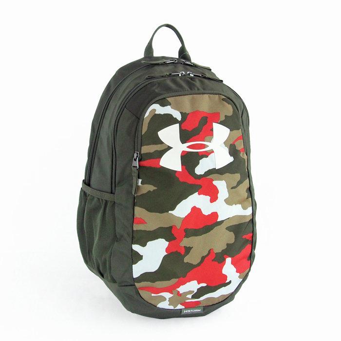 画像1: UNDER ARMOUR KIDS  scrimmage storm backpack 25L (1)