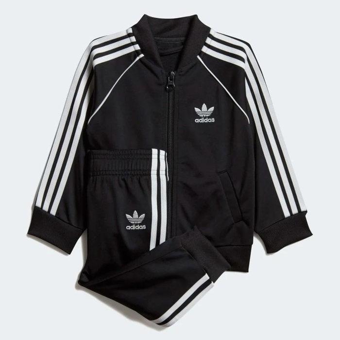 画像1: adidas Originals baby   SST Track Suit (1)