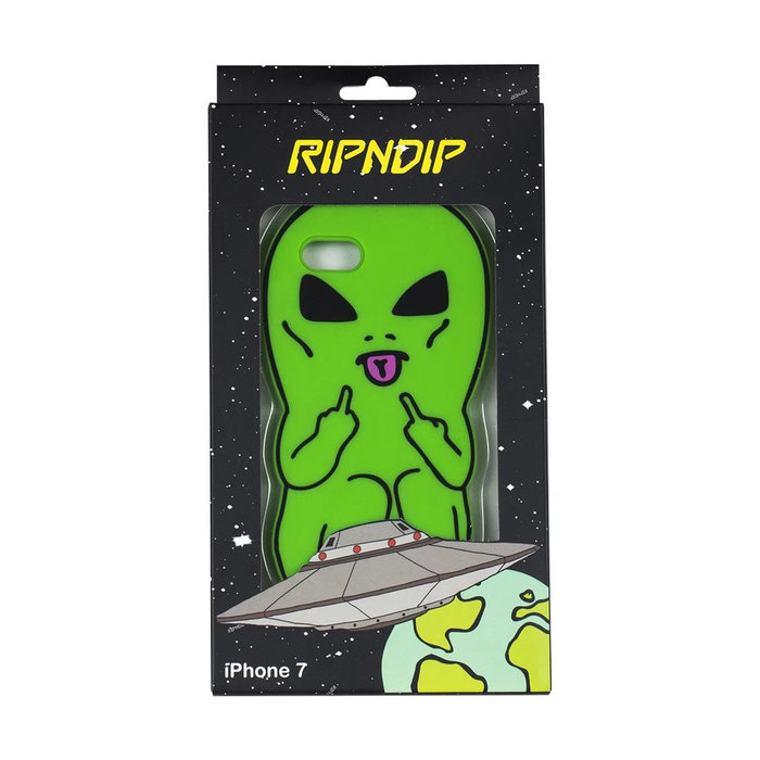 画像1: RIPNDIP   We Out Here iPhone 6 / 6S / 7 / 8  Case  (1)