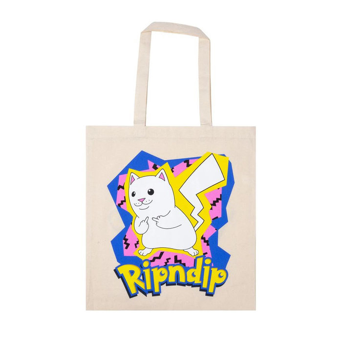 画像1: RIPNDIP   Catch Em All Tote Bag (1)