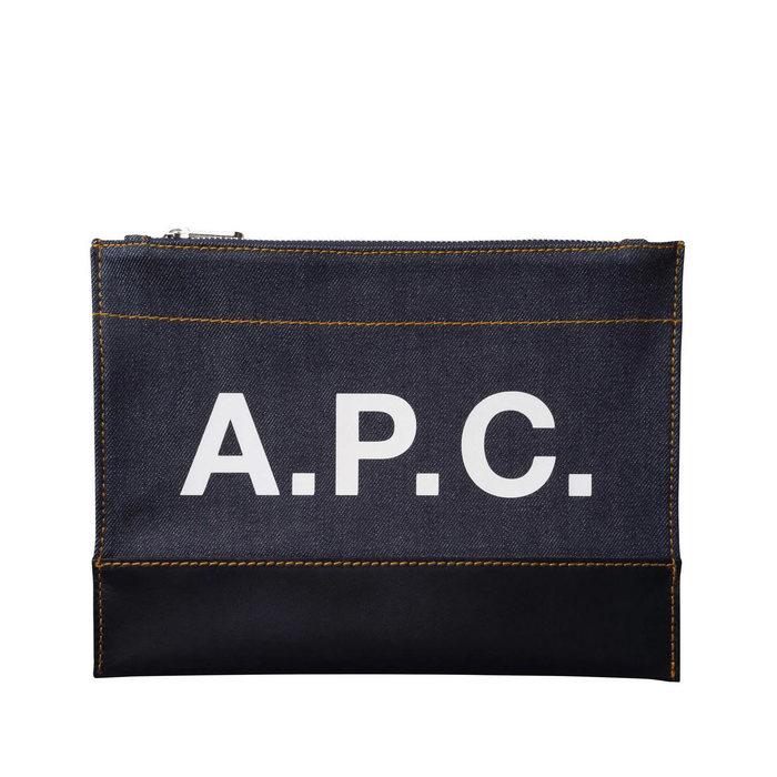 画像1: A.P.C.   Axelle Pouch (1)