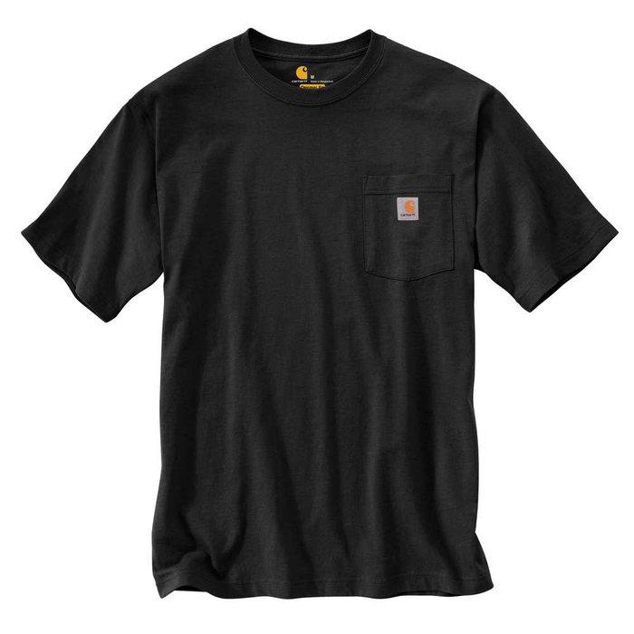 画像1: Carhartt   Original Fit Heavyweight Short-Sleeve Pocket T-Shirt (1)
