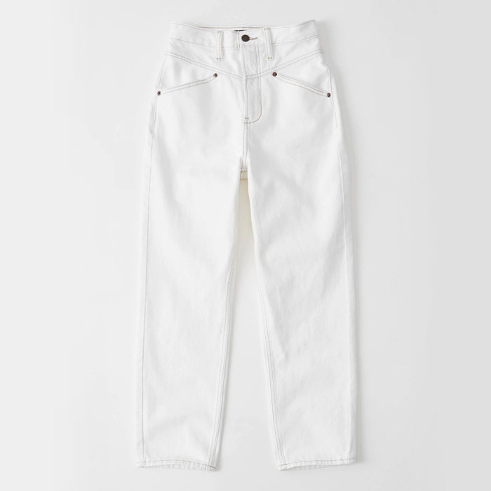 画像1: Abercrombie & Fitch Women  ultra high rise relaxed mom jeans  (1)