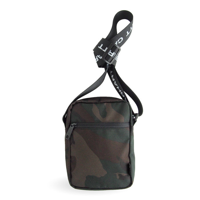画像1: Carhartt WIP  brandon shoulder pouch CAMO EVERGREEN 1.8L (1)
