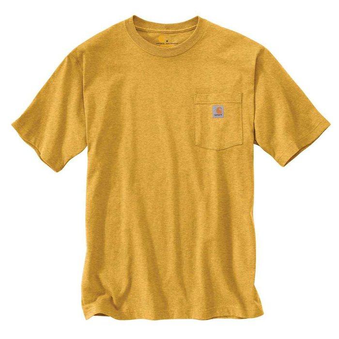 画像1: Carhartt    workwear pocket t-shirt (1)