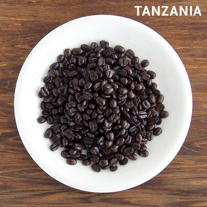 画像1: empire coffee stand  coffee beans TANZANIA 100g (タンザニア/粉) (1)