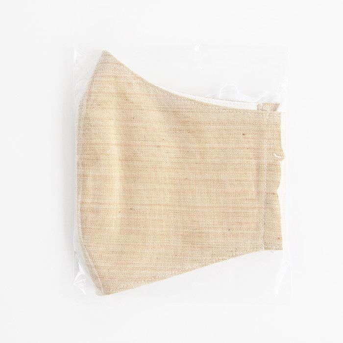 画像1: MASK  made by OKAYAMA COTTON × LINEN (Mens) (1)