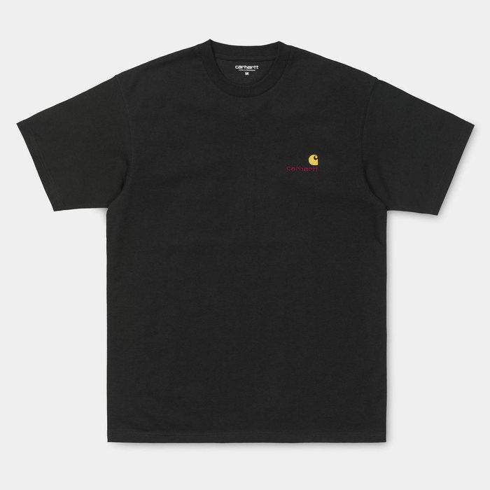 画像1: Carhartt WIP   American Script T-Shirt  (1)