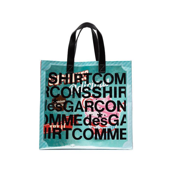 画像1: COMME des GARCONS SHIRT   Shopping Bag (1)