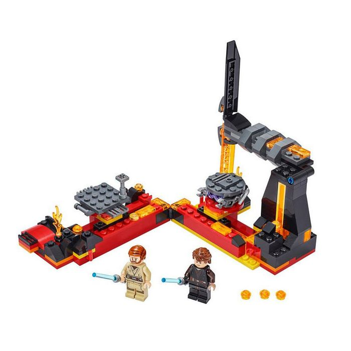 画像1: LEGO  STAR WARS   Duel on Mustafar (1)