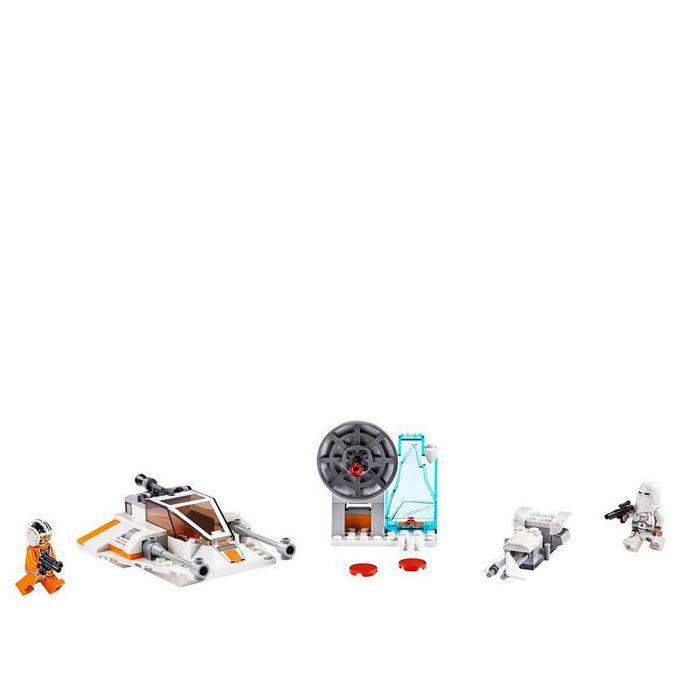 画像1: LEGO STAR WARS   Snowspeeder (1)