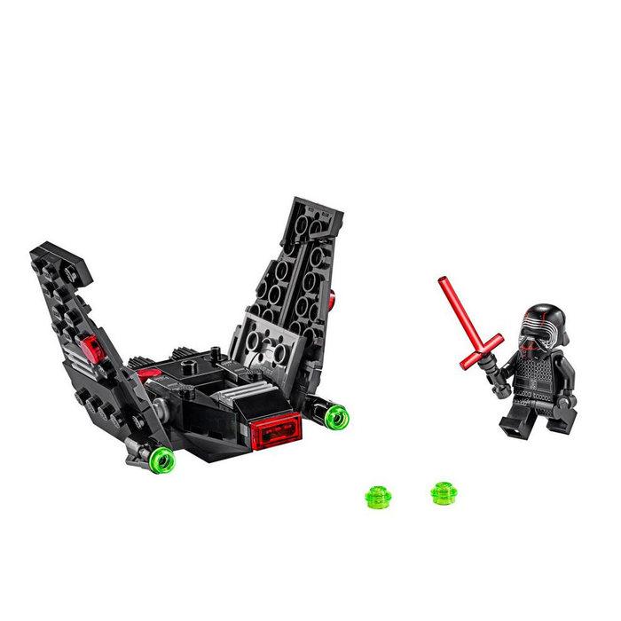 画像1: LEGO STAR WARS   Kylo Ren's Shuttle Microfighter (1)