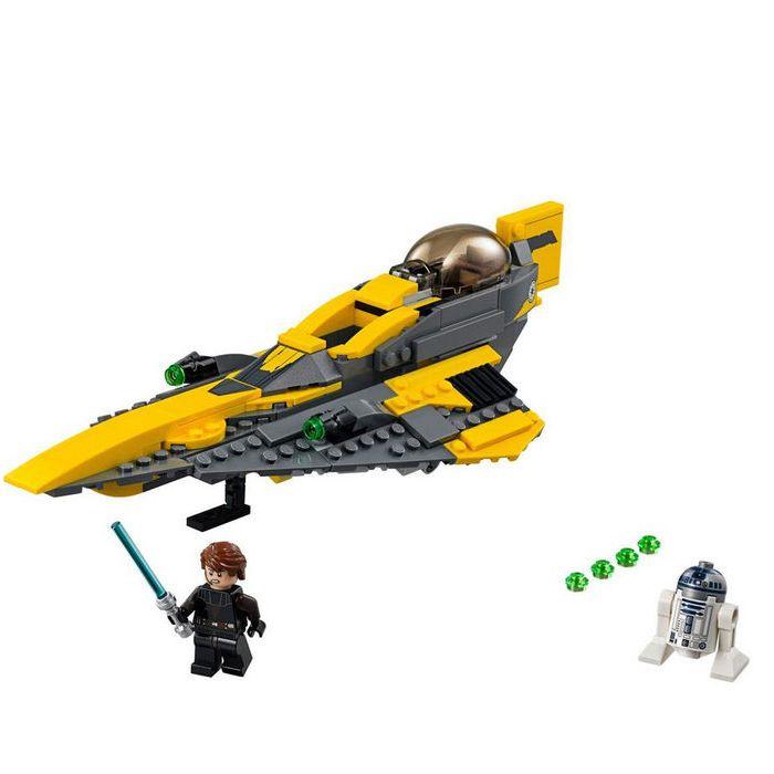 画像1: LEGO STAR WARS   Anakin's Jedi Starfighter (1)
