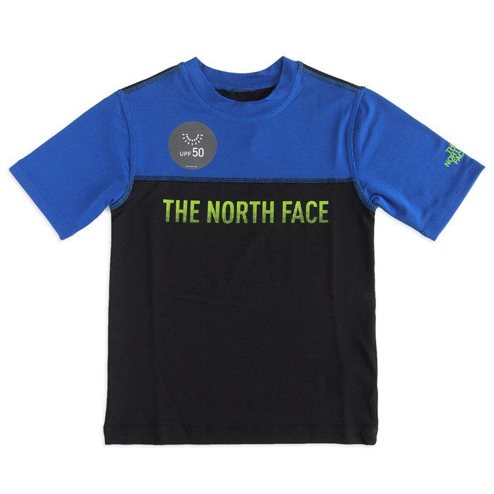 画像1: THE NORTH FACE BOYS  amphibious tee(6-16歳) (1)