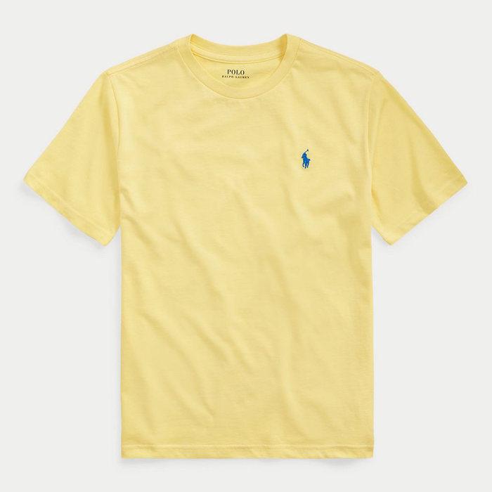 画像1: POLO RALPH LAUREN BOYS   Cotton Jersey Crewneck Tee 3color (1)