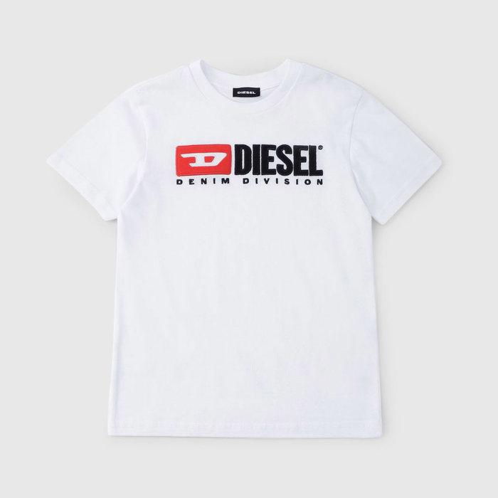 画像1: Diesel KIDS   Just Division Tee (S) (1)