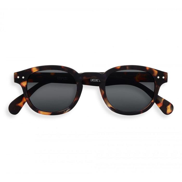 画像1: IZIPIZI   Sunglasses TORTOISE GREY LENSES (1)