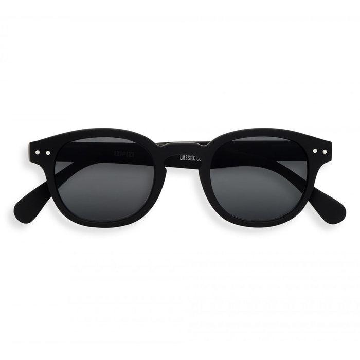 画像1: IZIPIZI   Sunglasses BLACK (1)