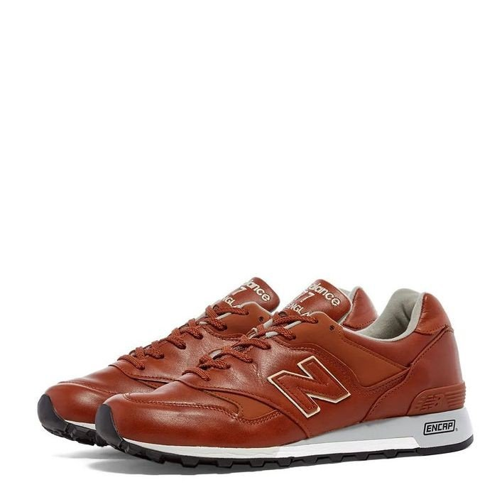 画像1: New Balance   M577TAN Made in ENGLAND (1)