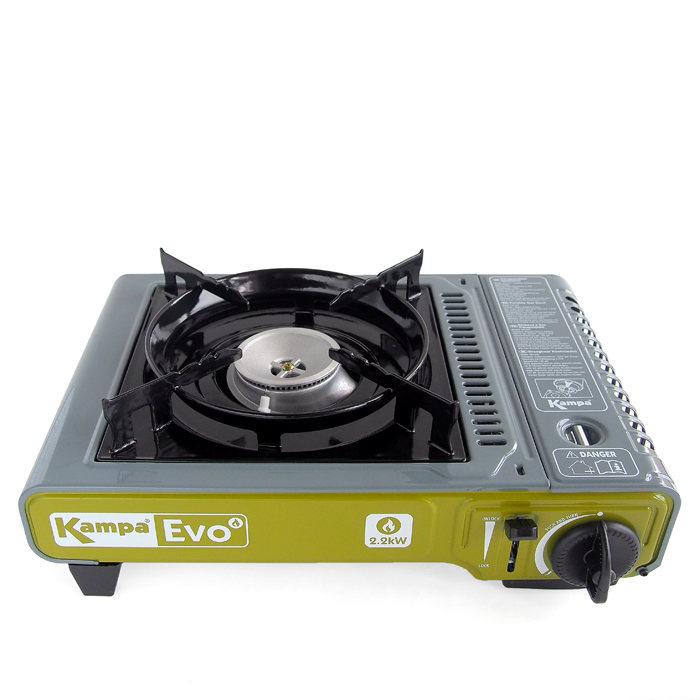 画像1: Kampa  evo portable gas stove (1)