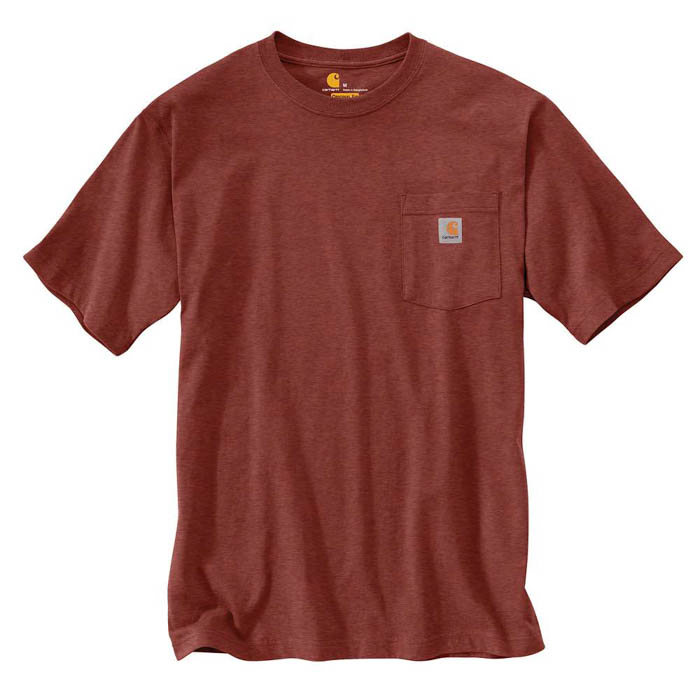 画像1: Carhartt    workwear pocket t-shirt (1)