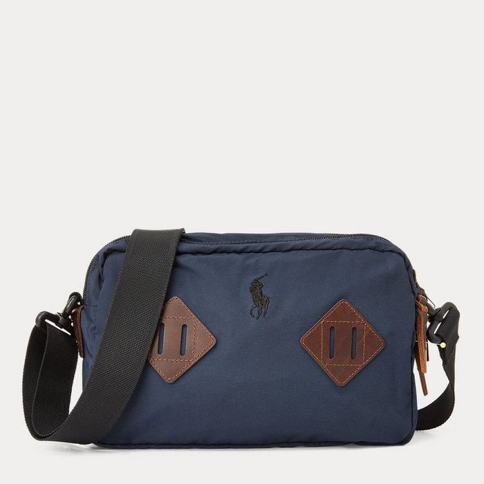 画像1: POLO RALPH LAUREN   Mountain Crossbody Bag (1)