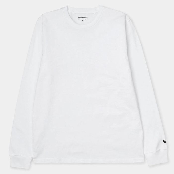 画像1: Carhartt WIP  Base Long Sleeve T-Shirt 2color (1)