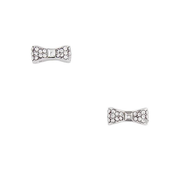 画像1: kate spade new york  ready set bow earrings SI (1)